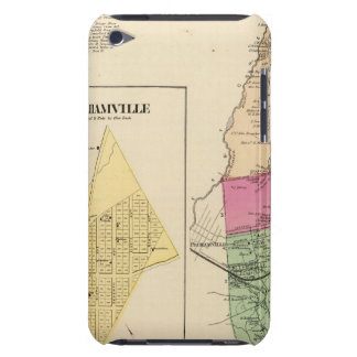 New Rochelle, ciudad Pelhamville iPod Touch Protector