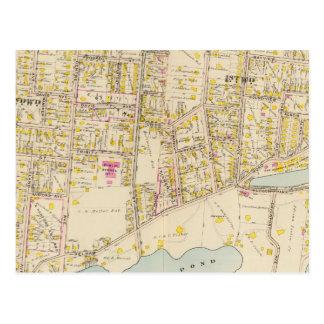 New Rochelle guarda 1-2, Nueva York Tarjetas Postales