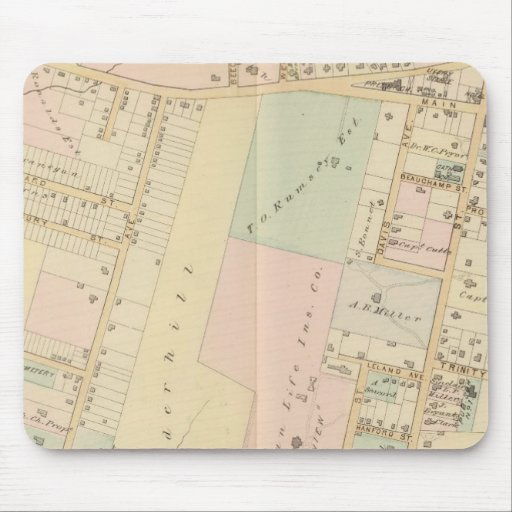 New Rochelle, Nueva York Mouse Pads