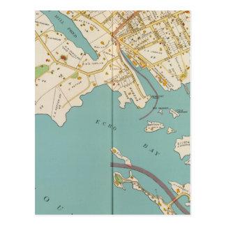 New Rochelle, NY Postales