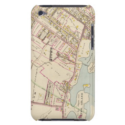 New Rochelle ward 2, New York iPod Case-Mate Cases