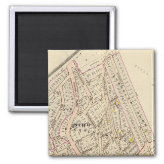 New Rochelle wards 1, 3, New York Magnet