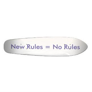 New Rules skateboard
