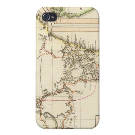 New S Wales, Van Diemen's Land iPhone 4 Cover