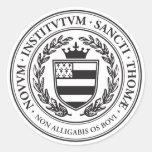 New Saint Thomas Institute Stickers