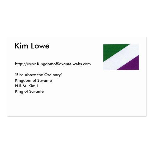 New Savantian flag Kim Lowe gdo