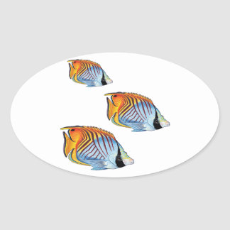NEW SCHOOL DAY OVAL STICKERS
