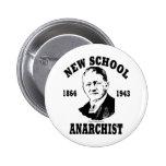 New School -- Franz Oppenheimer Pinback Button