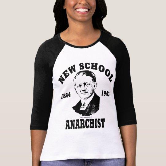 New School -- Franz Oppenheimer T-Shirt