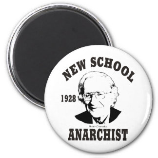New School - Noam Chomsky Magnet