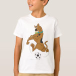 New Scooby Doo Review Pose 3 T-Shirt