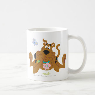 New Scooby Doo Review Pose 40 Classic White Coffee Mug