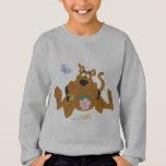 New Scooby Doo Review Pose 40 Sweatshirt