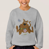 New Scooby Doo Review Pose 40 Sweatshirt