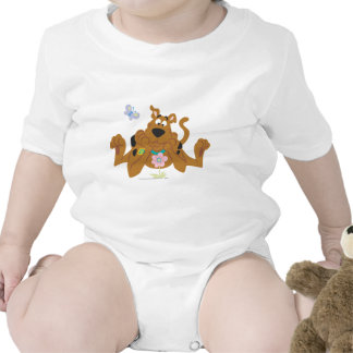 New Scooby Doo Review Pose 40 Baby Bodysuit