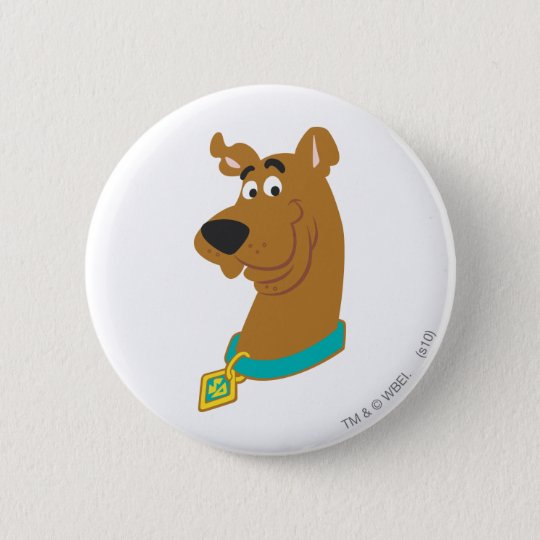 New Scooby Doo Review Pose 8 Pinback Button