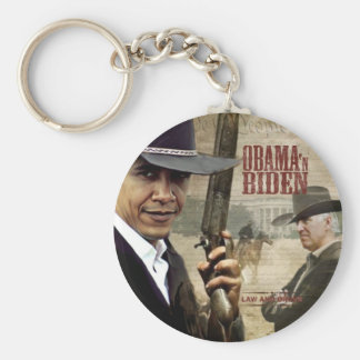 New Sheriff in Town Keychain