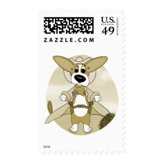 New Sheriff in Town Stamps