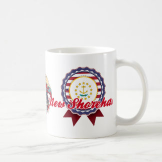 New Shoreham, RI Classic White Coffee Mug
