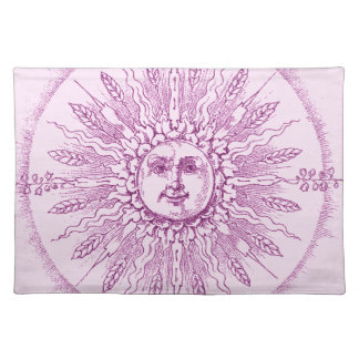 New SINGLE SUN COLLECTION - PLACEMAT Cloth Place Mat