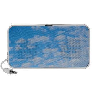 New Smyrna Beach, cumulus clouds Mp3 Speaker
