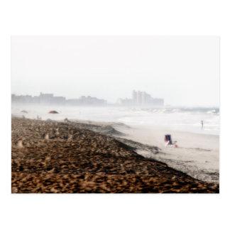 New Smyrna Beach Postcard