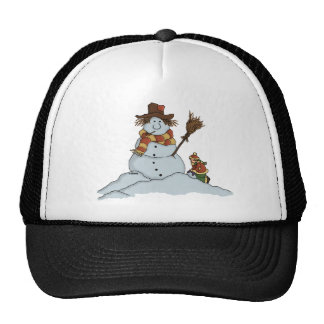 new snowman hat