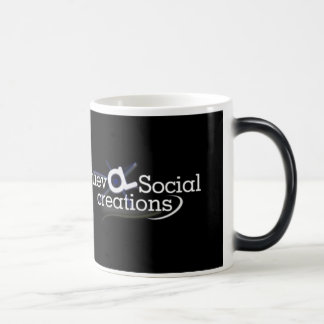 new social creations magic mug