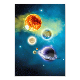 New Solar System Card