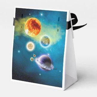 New Solar System Favor Box