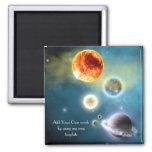 New solar system Magnet