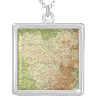 New South Wales 2 Personalized Necklace