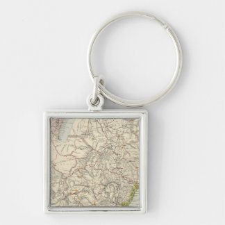New South Wales 3 Keychains
