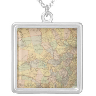 New South Wales 4 Personalized Necklace