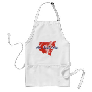 New South Wales Adult Apron