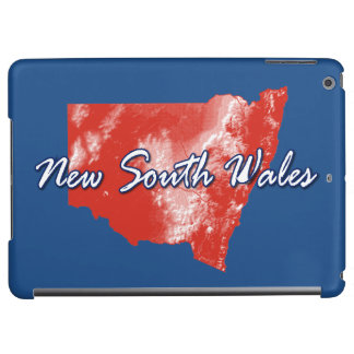 New South Wales Case For iPad Air