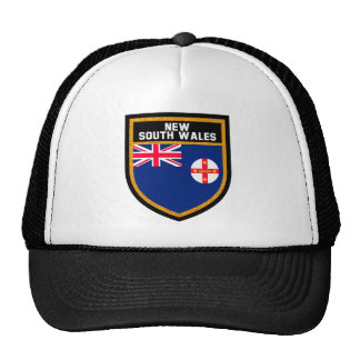 New South Wales  Flag Trucker Hat