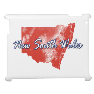 New South Wales iPad Case