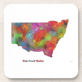 NEW SOUTH WALES MAP COASTER