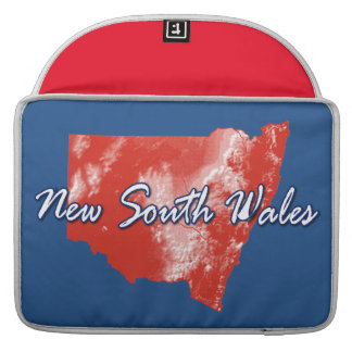 New South Wales Sleeve For MacBooks