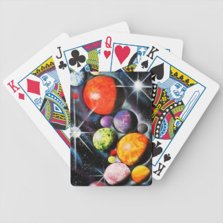 New Space Age Deck Of Cards