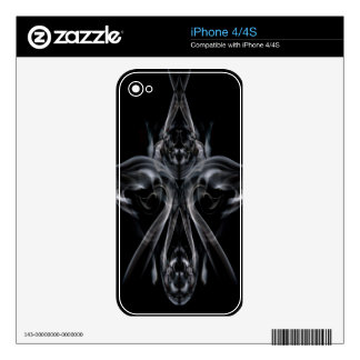 New Species Iphone skin iPhone 4S Decals