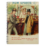 New Sport Have a Drink on Me Notebooks
