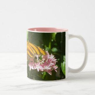 NEW ~ Spring Garden Scene Mug