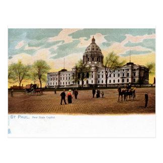 New State Capitol St Paul Minnesota Vintage Postcards