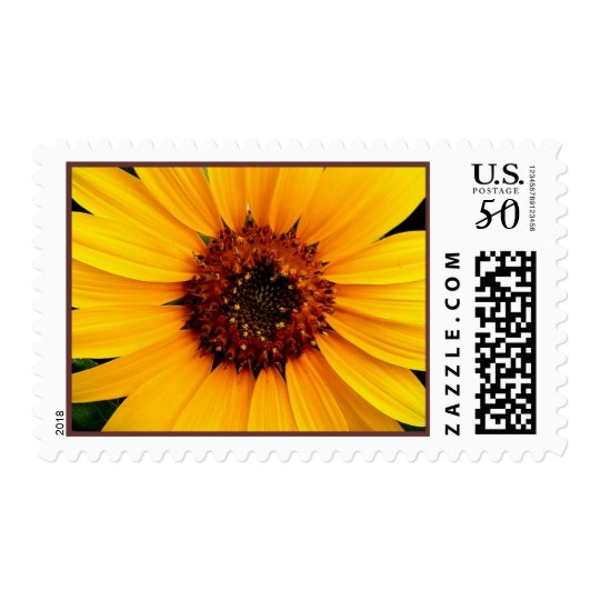 New Sunflower Postage