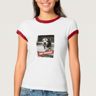 New: Tails on the Town -- Dog-walking!!! T-Shirt