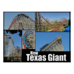 New Texas Giant Poster