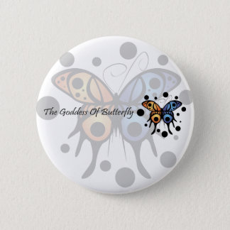 -New- The Goddess Of Butterfly Button