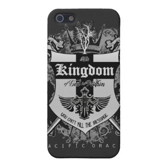 NEW- The Kingdom Within Case For iPhone SE/5/5s
